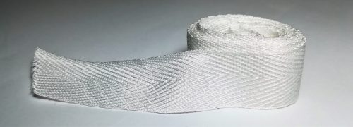 Twill woven tape 1 color