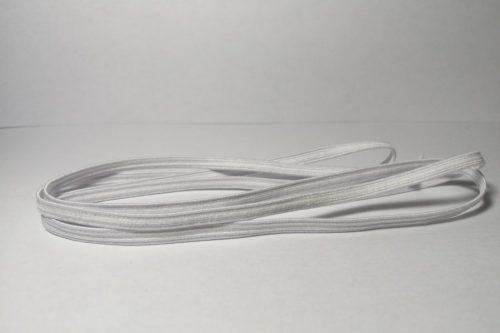 Flat elastic